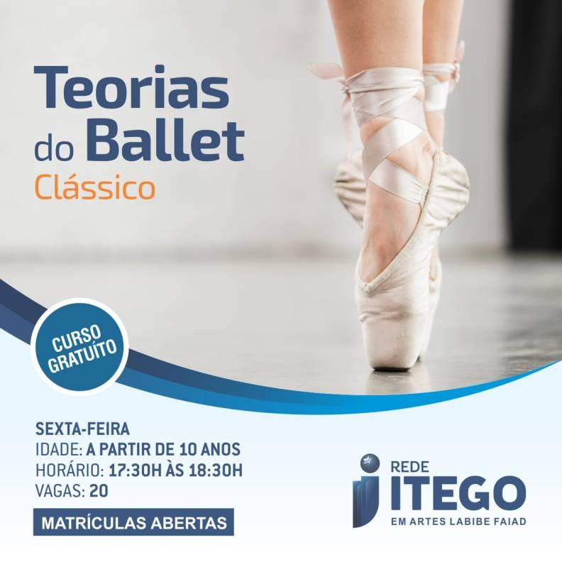 teoria do ballet clássico