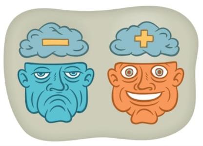 Negative Thinking, Positive Thinking