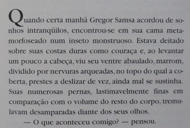 Gregor Samsa